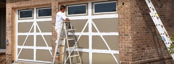 Garage Door Painting Instructions