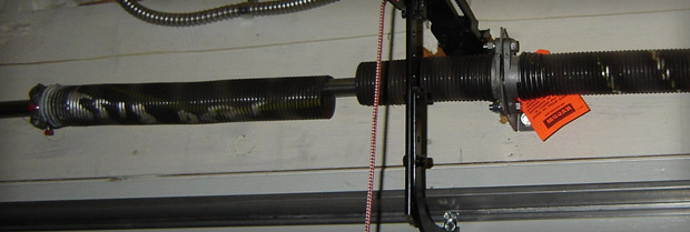 Garage Door Broken Torsion Spring