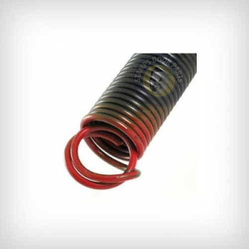 Extension Spring 50 LB Red (PAIR)