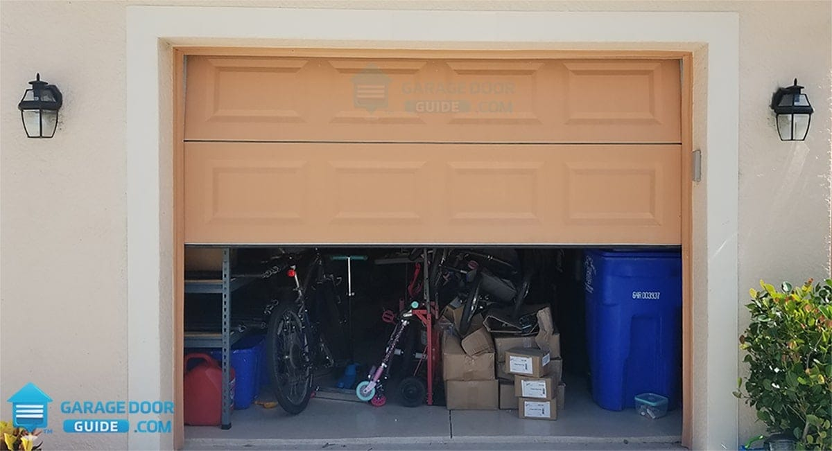 Garage Door Won't Close